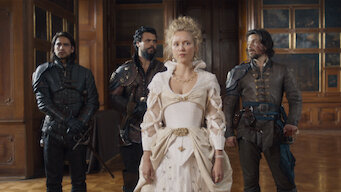 The Musketeers: Season 3: To Play The King